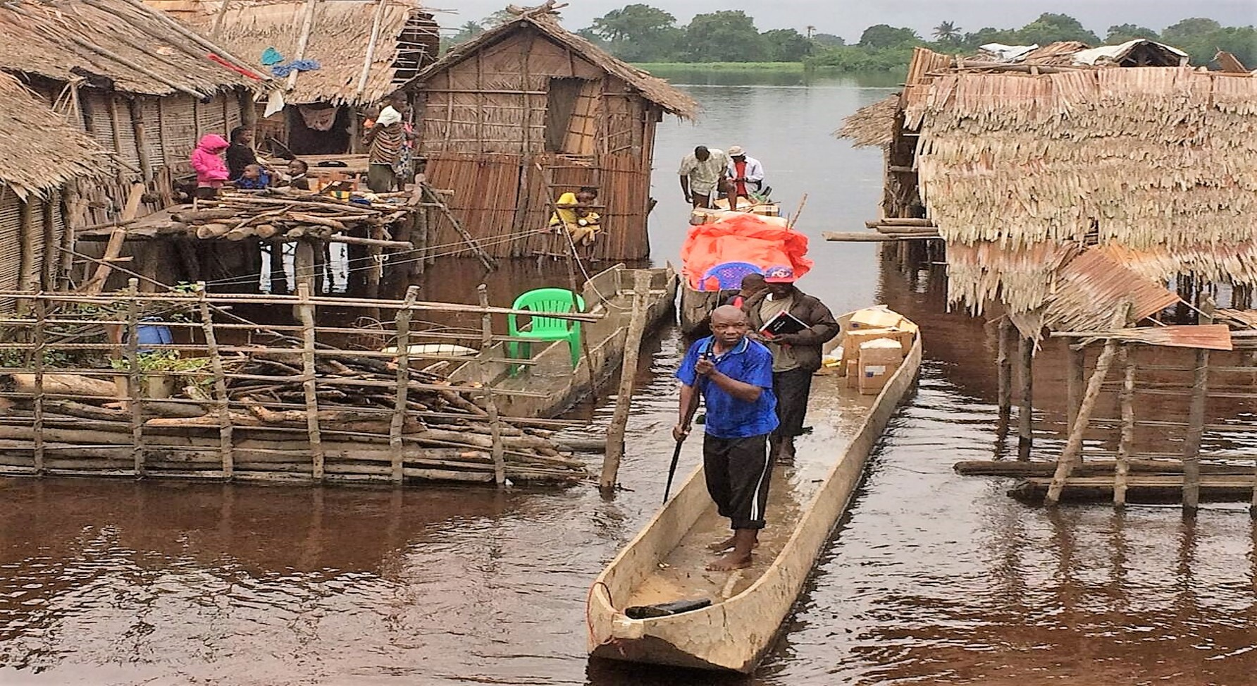 Equateur Province DRC