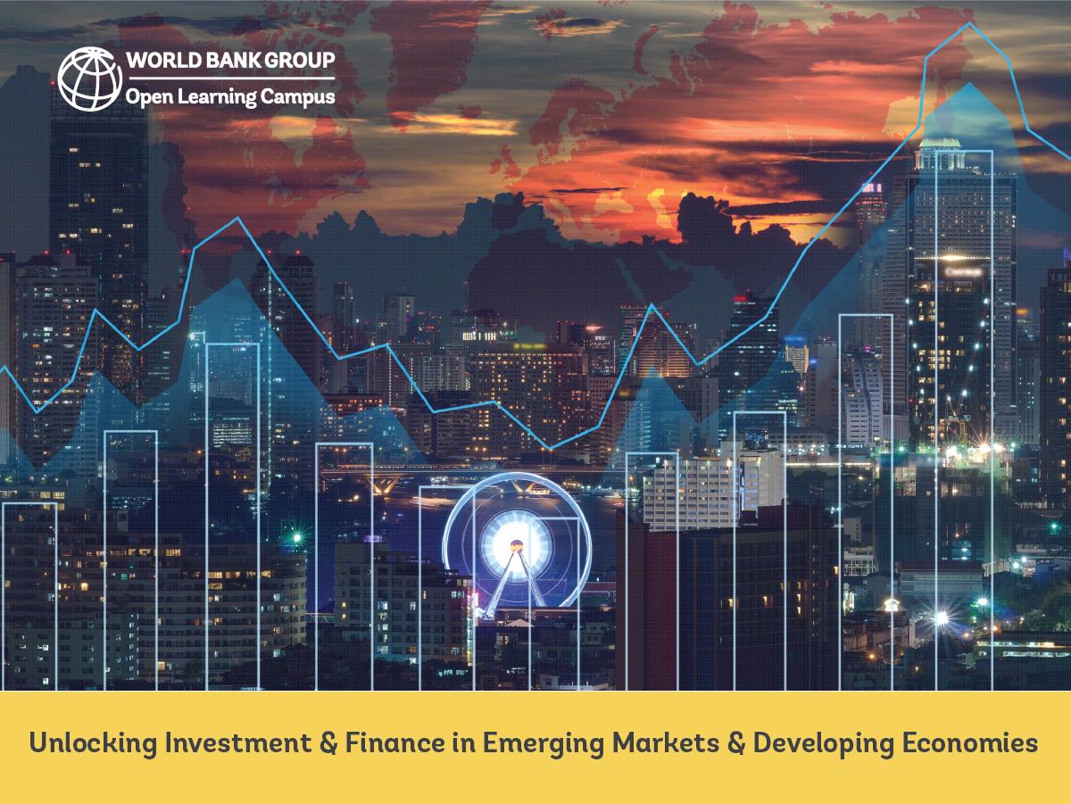 Libérer les investissements dans les marchés émergents et les économies en développement