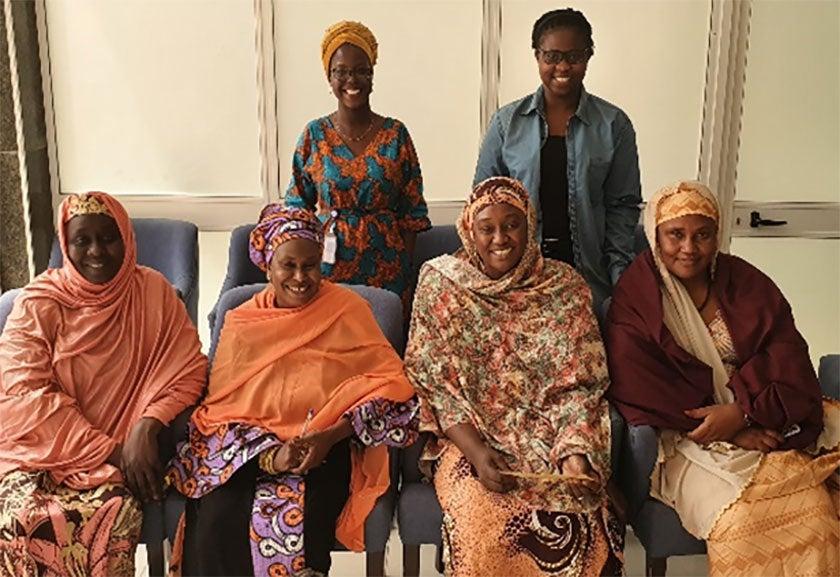 Women entrepreneurs in Nigeria. ©KPMG Nigeria