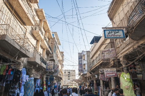 """THE ARAB MONETARY FUND RELEASES THE ANNUAL REPORT FOR 2020 ON """"ACHIEVEMENTS OF THE FINANCIAL INCLUSION INITIATIVE FOR THE ARAB REGION UNTIL THE END OF 2019"""" Iraq_blogjpg"""
