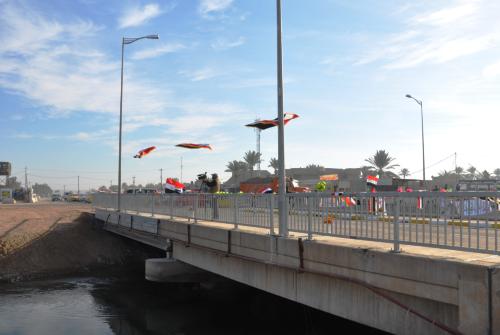 Iraq: Emergency Project Rebuilding Bridges, Roads, Water