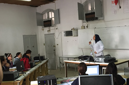 Education In Tunisia Technology As A Tool To Support School