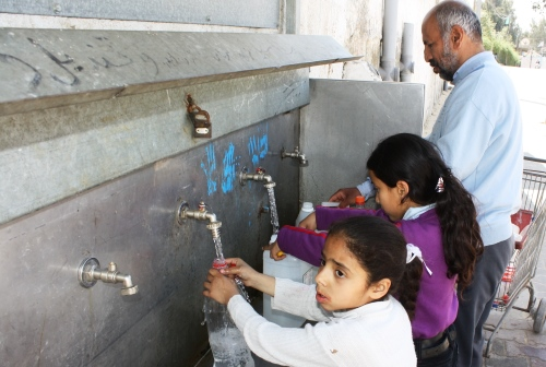 Water in Gaza - Ahmad Dalloul, Palestinian Water Authority