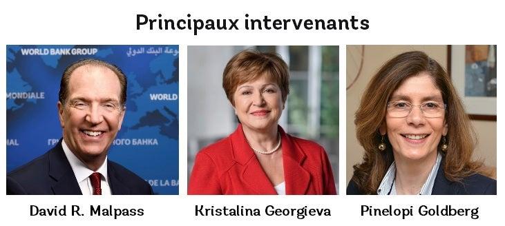Principaux intervenants Econothon juillet 2019.