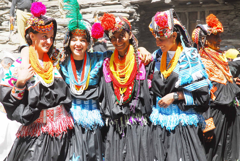 Kalash Joshi Festival, Hunza, Pakistan