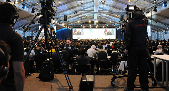 COP20 Opening Sessions. UNFCCC Photo