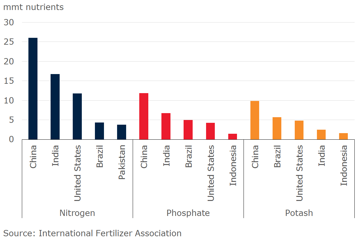 Fertilizer prices to rise in 2019 on supportive fundamentals
