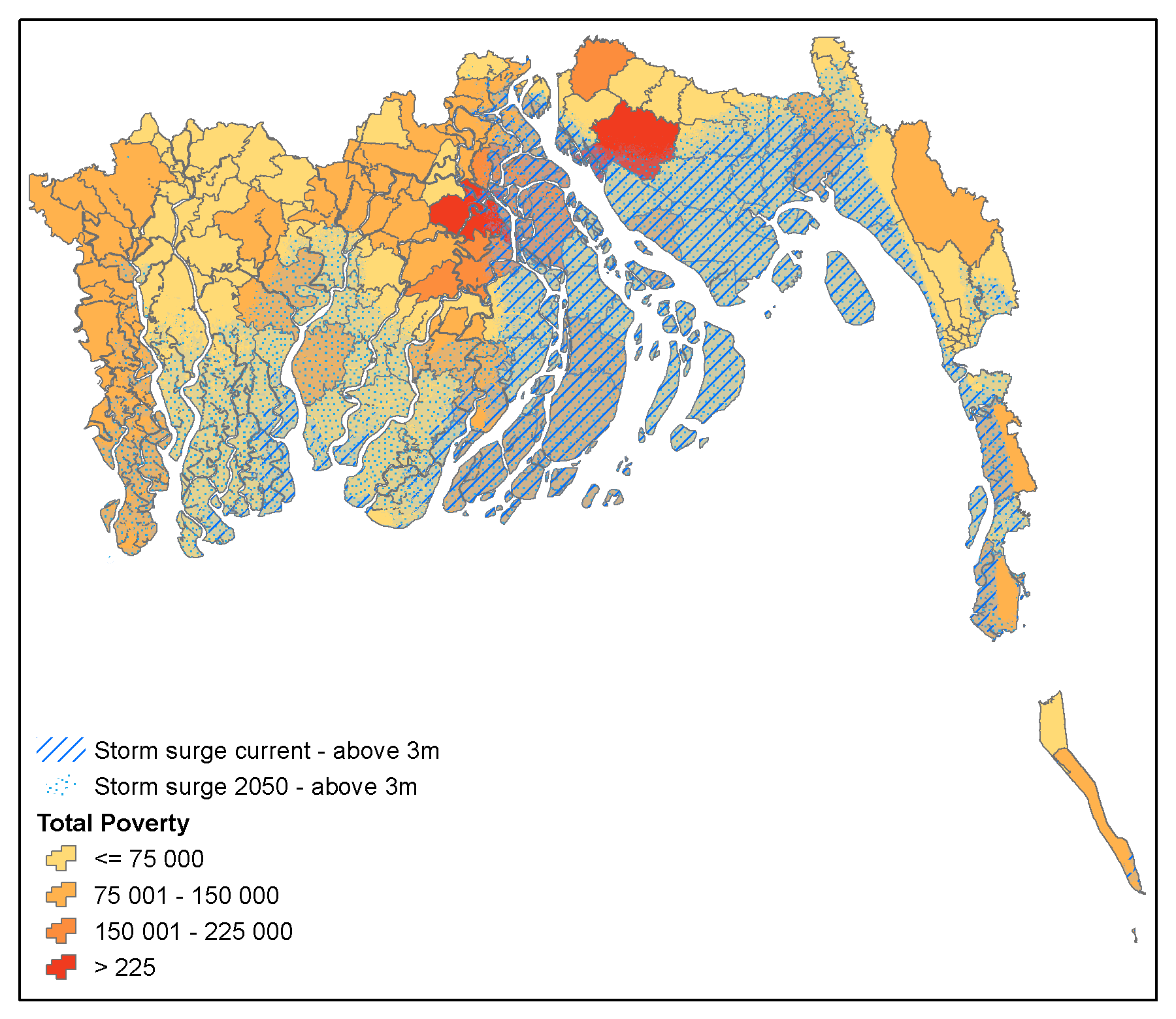 The Depths Of How Poverty Affects >> Left Unattended 5 3 Million Of Bangladesh S Poor Will Be Vulnerable