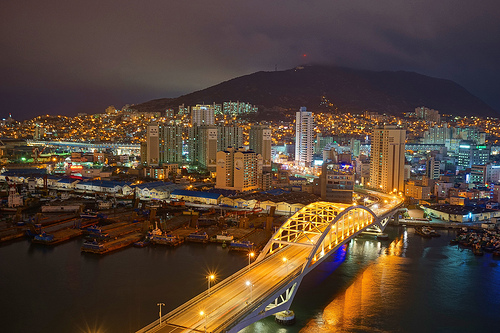 Busan, Korea. © Ryan So/Creative Commons
