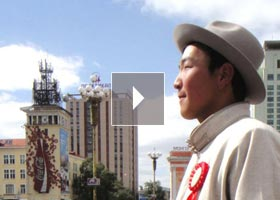 View the slideshow: Mongolia's Economic Growth Accelerates