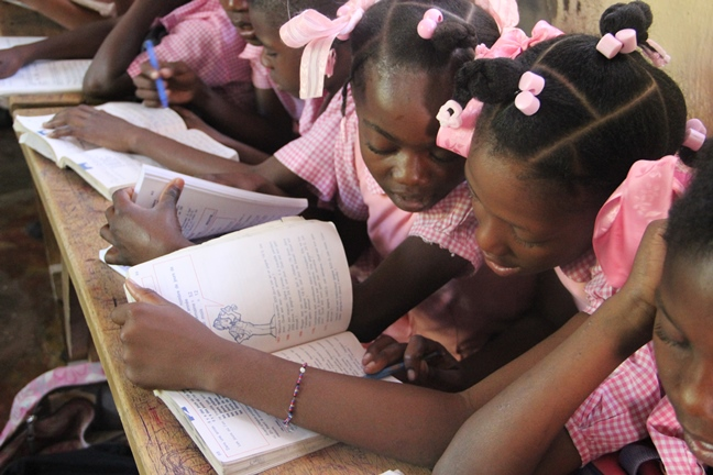 Why school enrollment is not enough: A look inside Haiti's classrooms