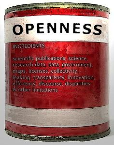 openness -- packaged and available for your use and consumption