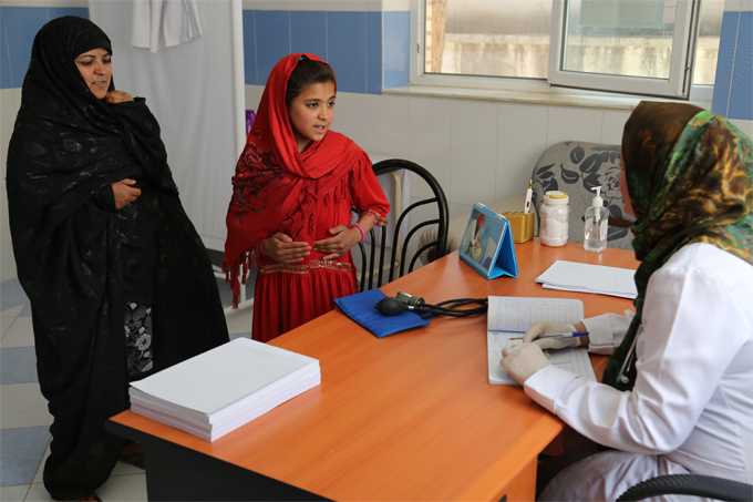 Afghanistan's approach to basic health delivery through contracting it out to nongovernmental organizations is innovative and has proven highly effective