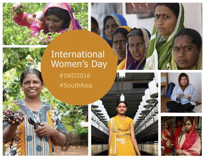Celebrating the women of South Asia