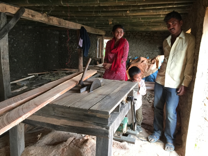 Rebuilding Houses And Livelihoods In Post Earthquake Nepal Nepal is a small country between india and china and is home to mount everest, the tallest mountain in the world. livelihoods in post earthquake nepal