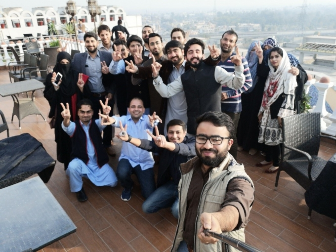 Fellows of the KP Government Innovation Fellowship Program