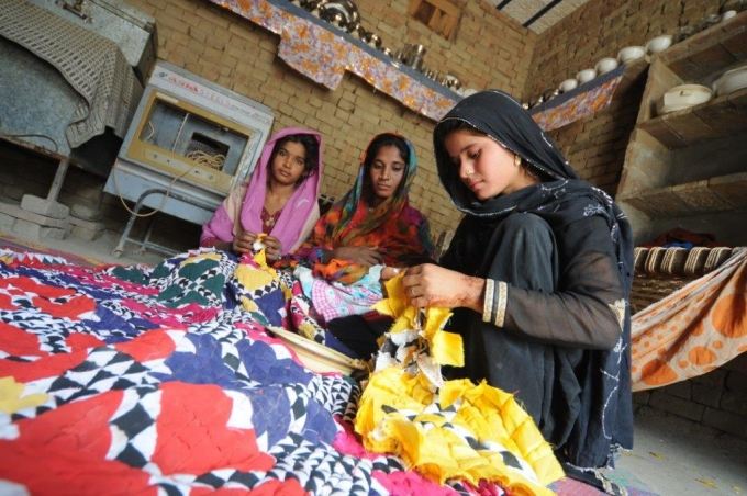 Pakistan women gbv