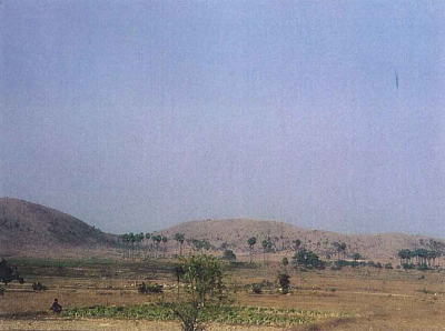 Jharbagda Village in West Bengal, 2000