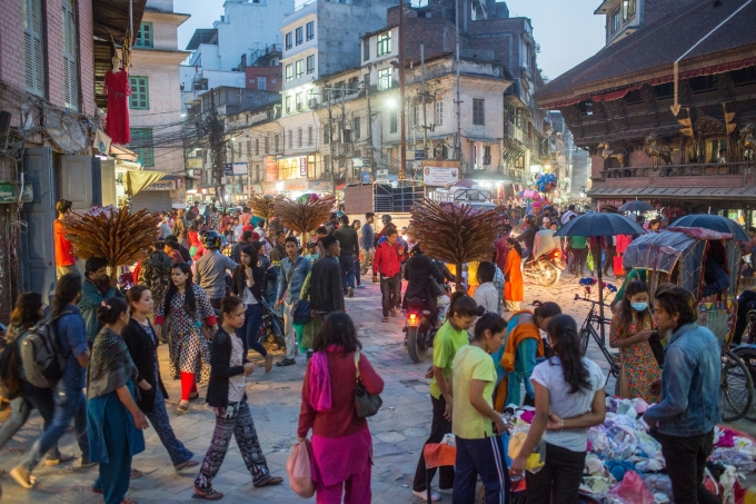 Nepal is in many ways emerging from that disaster as a new country