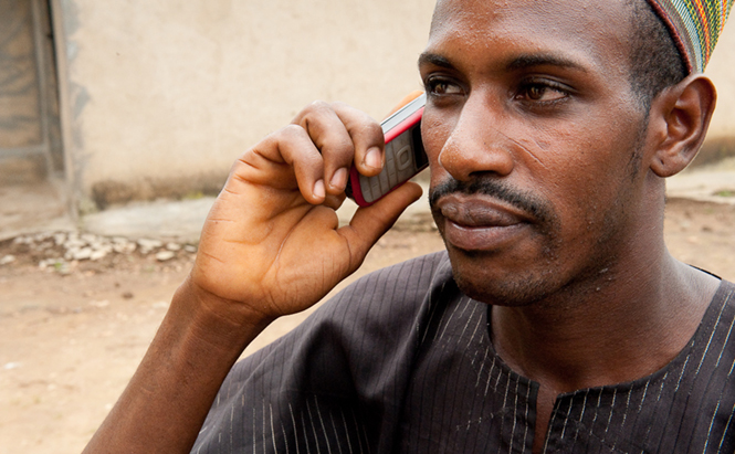 How can digital technology help transform Africa's food system?
