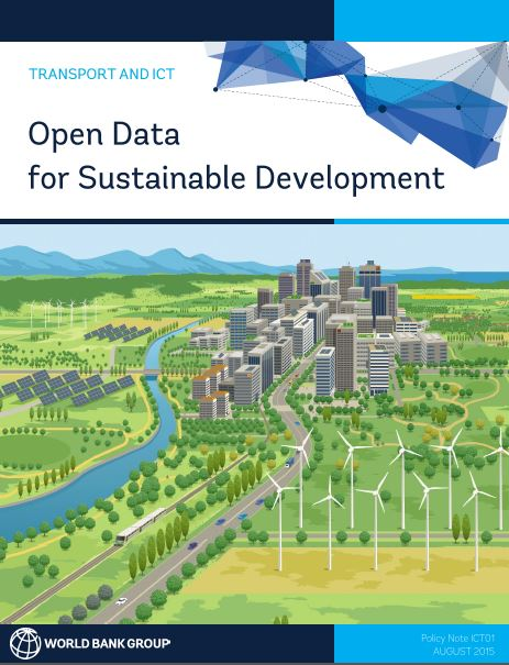 New discussion paper: How Open Data can drive sustainable development