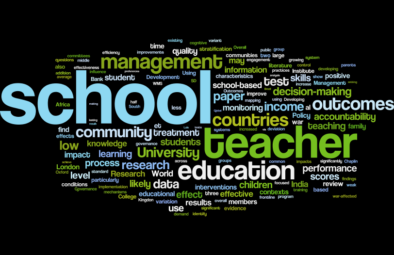 What does research on education systems look like? A run-down of the RISE  2016 conference