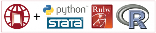 Accessing the World Bank Data APIs in Python, R, Ruby & Stata