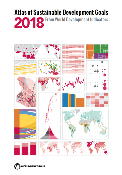 The 2018 Atlas of Sustainable Development Goals: an all-new visual