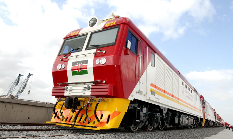 """Kenya's new railway and the emergence of the """"government-to-government procurement"""" method"""