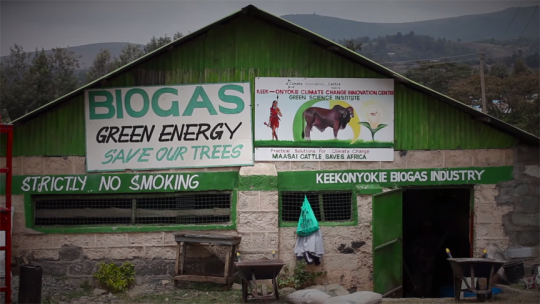 The Genie in a Bottle: How Bottled Biogas Can Contribute to