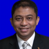 Mohamad Ikhsan is the special advisor to the Vice President of the Republic of Indonesia.