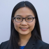 "Yinuo ""Jenny"" Zhang, School of Foreign Service, Georgetown University"