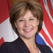 Christy Clark's picture