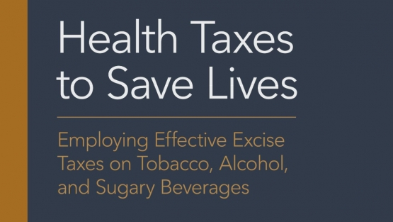 Health Taxes to Save Lives Picture