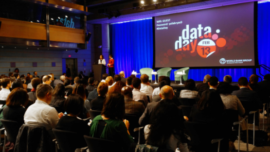 Data Day -- Preston event