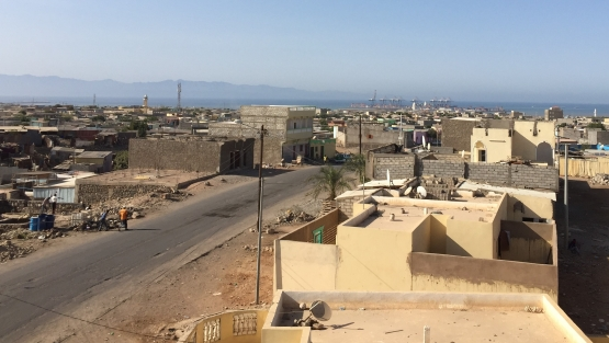 When it comes to security of land rights in Djibouti, about a third of the population resides in houses with a land title. [Photo Credit: Gabriel Lara Ibarra]