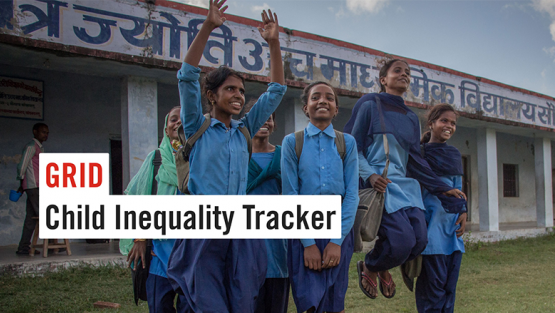 Save the Children GRID Child Inequality Tracker