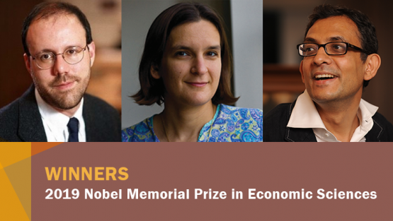 The 2019 Nobel: remembering the world's poor