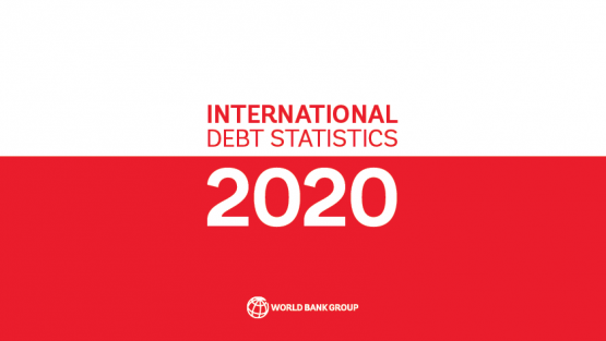 International Debt Statistics 2020 cover