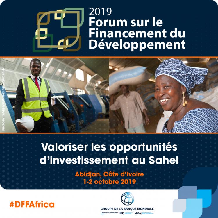 2019 Development Finance Forum