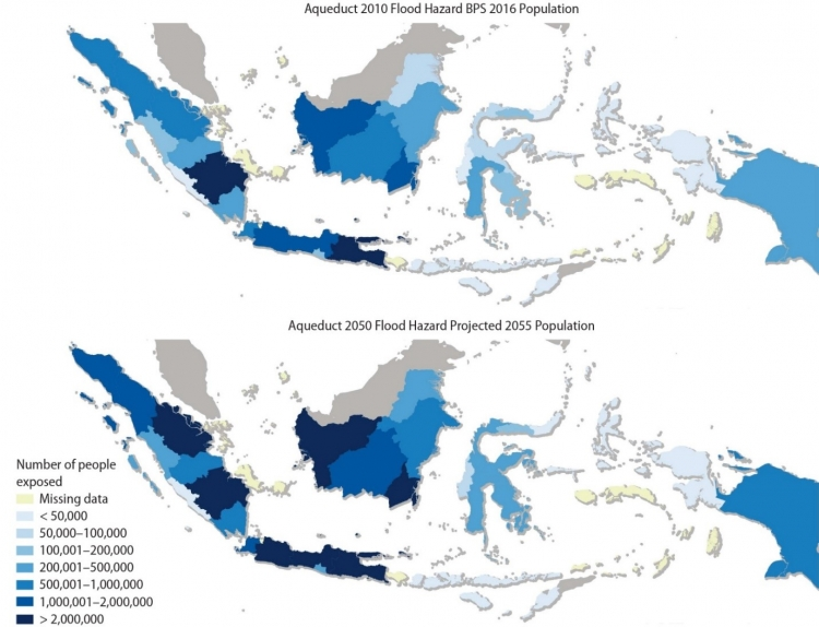 Urban resilience indonesia