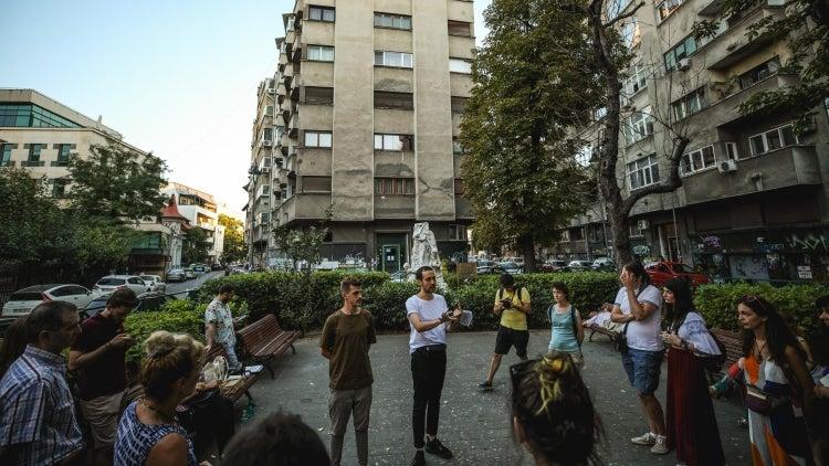 Neighborhood community meeting organized by ARCEN and ReRise