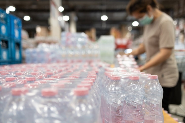 Plastic bottles. Photo: © CGN089/Shutterstock.com