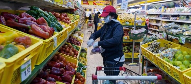 A supermarket in Ecuador | World Bank