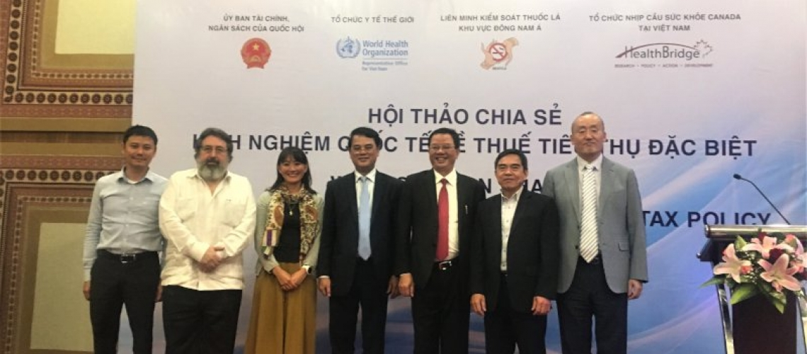 Tobacco taxation in Vietnam: A human capital development imperative