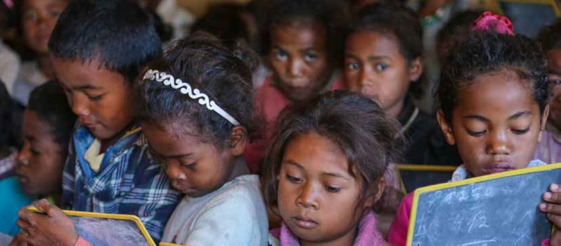How to ensure children are taken care of in the face of disaster
