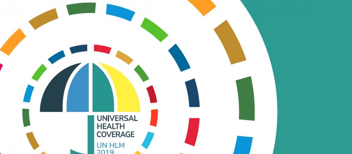 Universal Health Coverage  - UN High-Level Meeting
