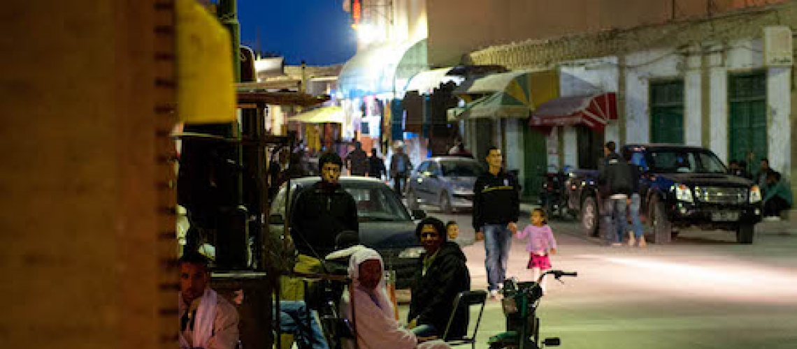A social and solidarity economy has the potential to promote social inclusion in Tunisia.