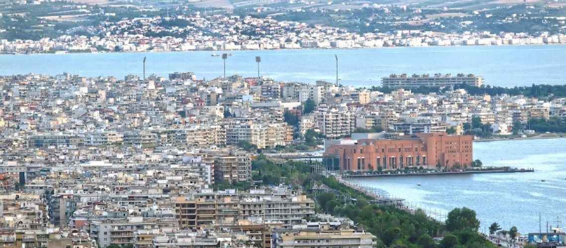 In Thessaloniki, waterfront revitalization is key for the city's growth