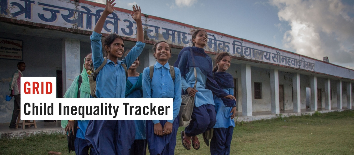 Harnessing the power of data so no child is left behind